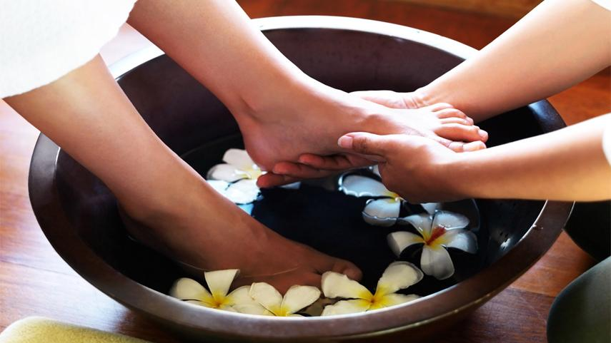 Ask yourself this question… Where can I find a foot massage and pedicure near me