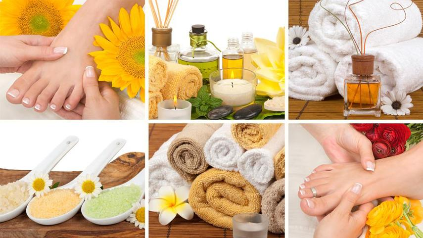 What is reflexology pedicure – where can I find reflexology pedicure near me