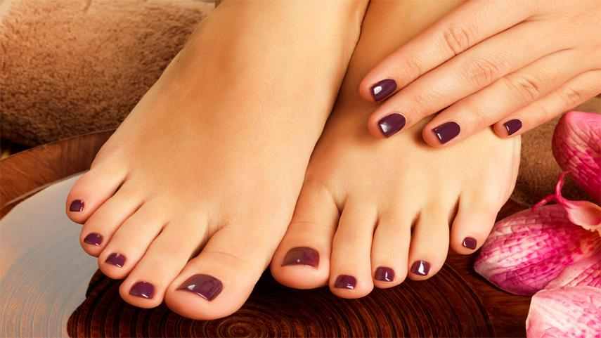 Where to book the best pedicure service