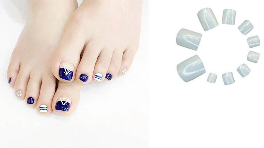 What are Acrylic Toenails Price & their Benefits