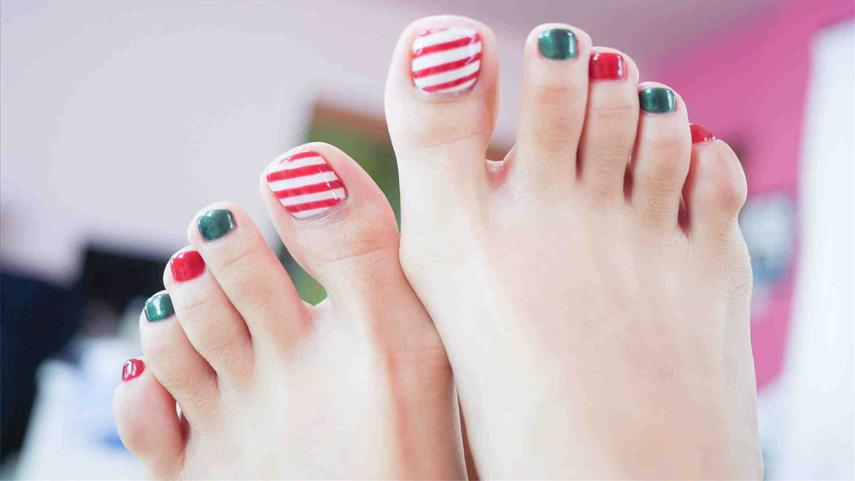Get great nails treatment by paying the totally tip toe nail spa prices