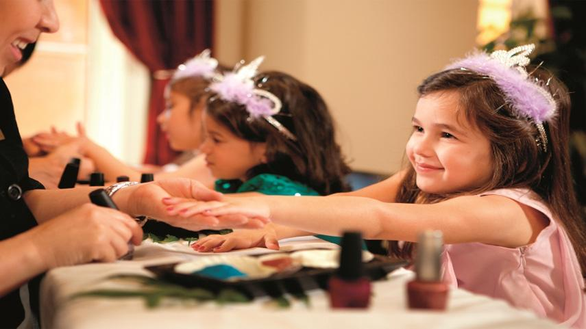 5 aspects to look out for in a kid's nail salon