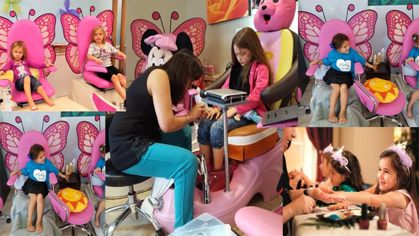 We help you answer the question - How to Locate the Best Kid Friendly Nail Salon Near Me
