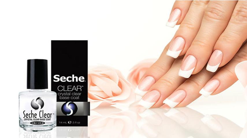 Seche Crystal Clear Base Coat Review - The important ingredients of the top and base coats