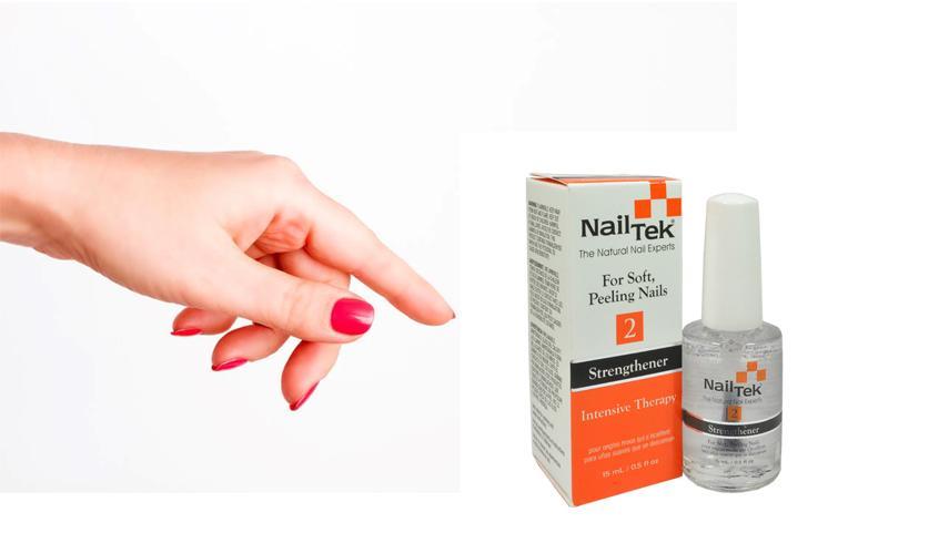Nail Tek intensive therapy ii review