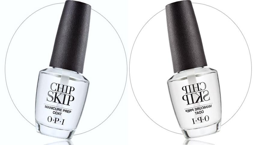 OPI Chip skip manicure prep coat – Stopping chipped nail polish on contact
