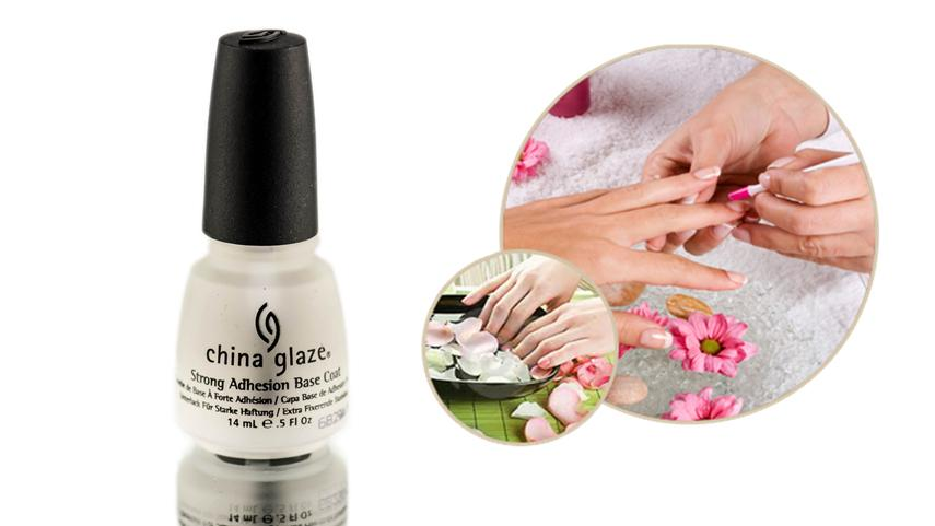 How to use china glaze strong adhesion base coat	 - Applying it the correct way