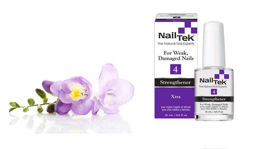 Get a complete solution for your nail treatment with the Nail Tek Xtra