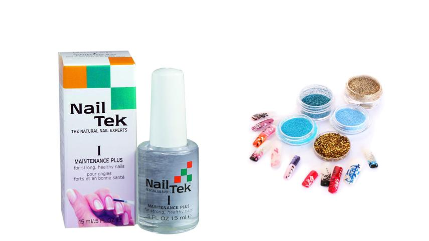 Nail Tek 1 Maintenance plus review - Caring for your nails in a professional way