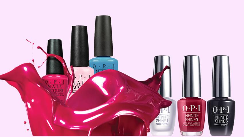 OPI Nail Colors: NAIL IT WITH PERFECTION!
