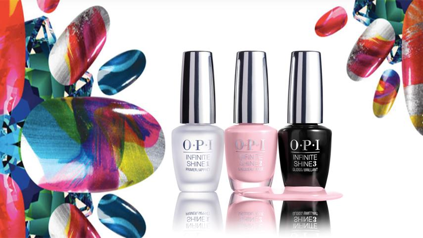 Get Dazzling with the OPI Infinite Shine Gel