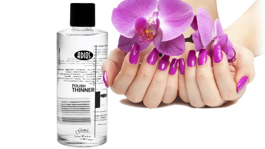 A Complete Guide - Gena Nail Polish Thinner